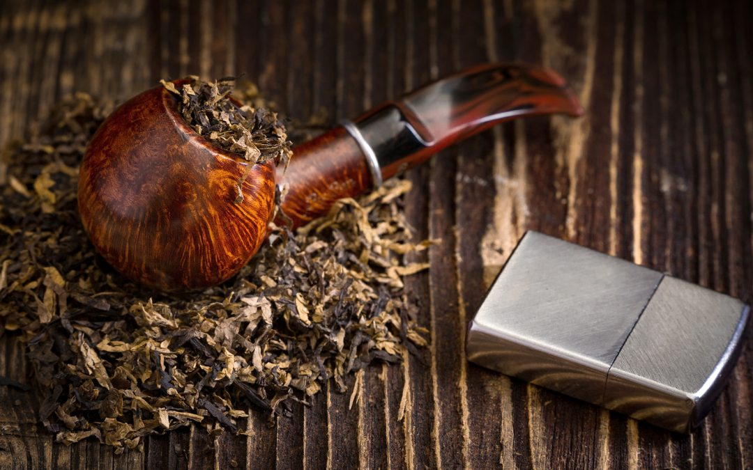 Peterson Special Reserve Pipe Tobacco Now in Stock