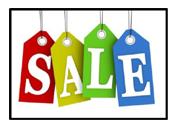 Sale Lines