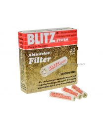 Blitz 9mm Pipe Filters 40s