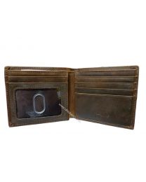 Gents Artamis Leather RFID Wallet NC35