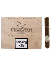 Charatan Robusto Box of 25 Cigars