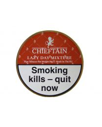 Chieftain Lazy Day Mixture Pipe tobacco