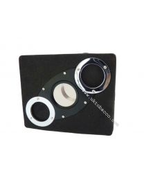 Round Ended Cigar Cutter 466