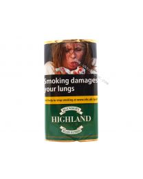 Highland Mixture Pipe Tobacco 40g