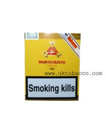 Montecristo No4 Pack of 5 Cigars