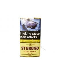 St Bruno Ready Rubbed Pipe Tobacco 50g