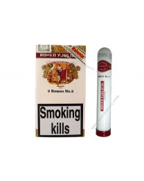 Romeo y Julieta No3 Pack of 3 Cigars