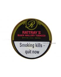 Rattray's Black Mallory Pipe Tobacco