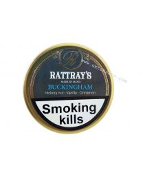 Rattray's Buckingham Pipe Tobacco 50g tin