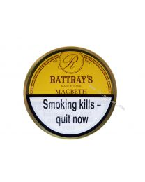Rattray's Macbeth Pipe Tobacco 50g tin