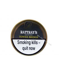 Rattray's Tower Bridge Pipe Tobacco 50g tin