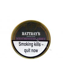 Rattray's Westminster Abbey Pipe Tobacco 50g tin