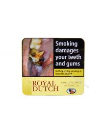 Ritmeester Royal Dutch Miniatures Yellow