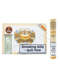 H Uppman Corona Major Cigars Box of 25