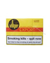 Villiger Export Pressed Cigars