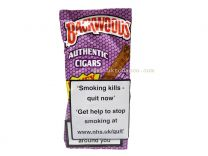 Backwoods Authentic Purple Cigars