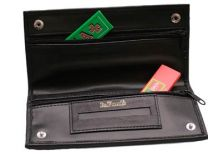 Button Hand Rolling Tobacco Pouch C5503
