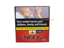 Neos Feelings Red Filter Mini Cigars