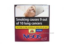 Neos Mini Filter Ruby Cigars