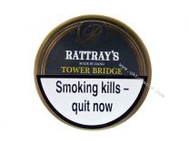 Rattray's Tower Bridge Pipe Tobacco 50g tin