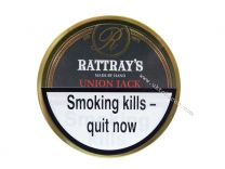 Rattray's Union Jack Pipe Tobacco 50g tin