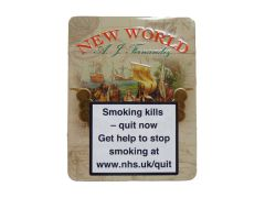 New World Oscuro Petit Corona Tin
